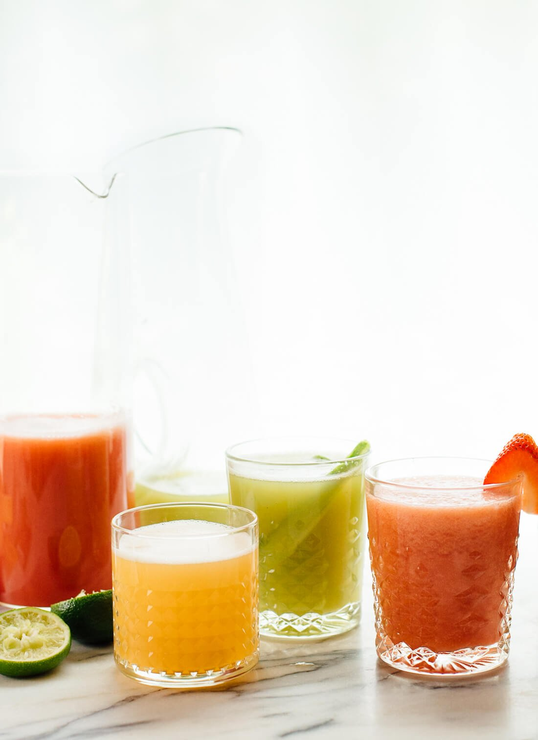 aguas frescas recipe