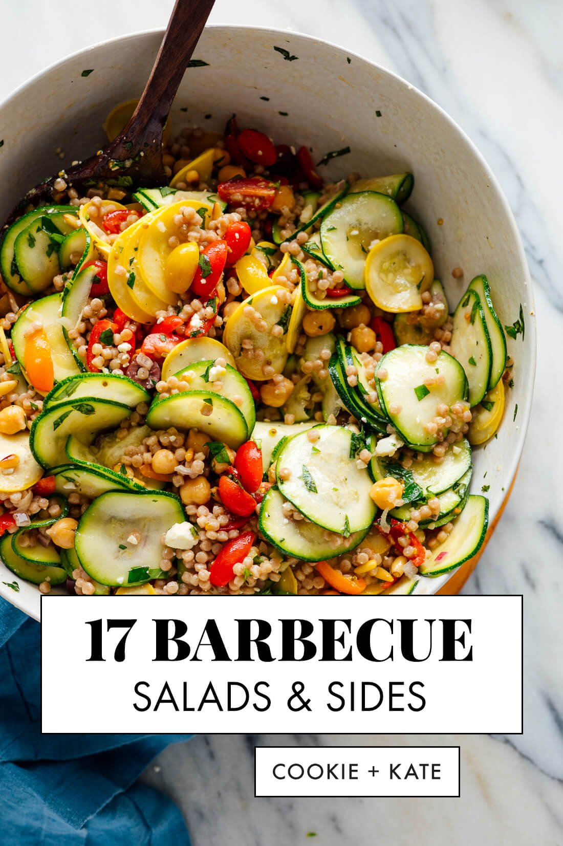 barbecue salads and sides