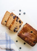 Blueberry lemon yogurt cake recipe - cookieandkate.com