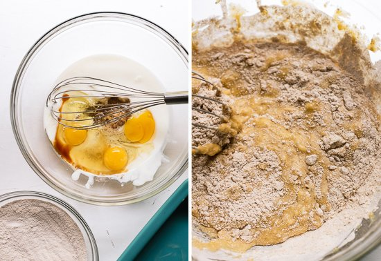 how to make lemon yogurt cake