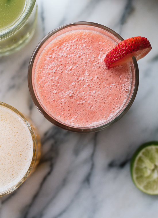Strawberry agua fresca - cookieandkate.com