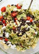 Healthy summertime pasta salad! cookieandkate.com