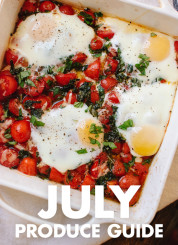 What's in Season? July Produce Guide