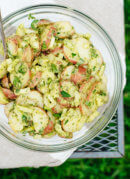 Herbed Potato Salad (no mayo!)