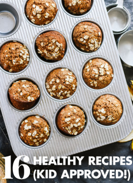 16 Healthy Kid-Friendly Recipes