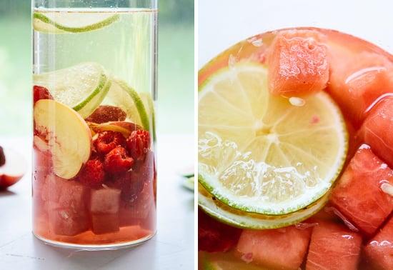 how to make watermelon sangria