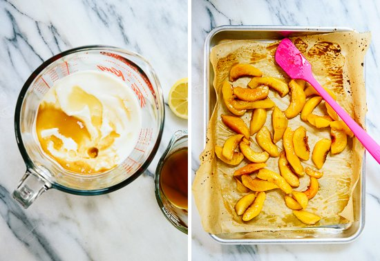 peach popsicle ingredients