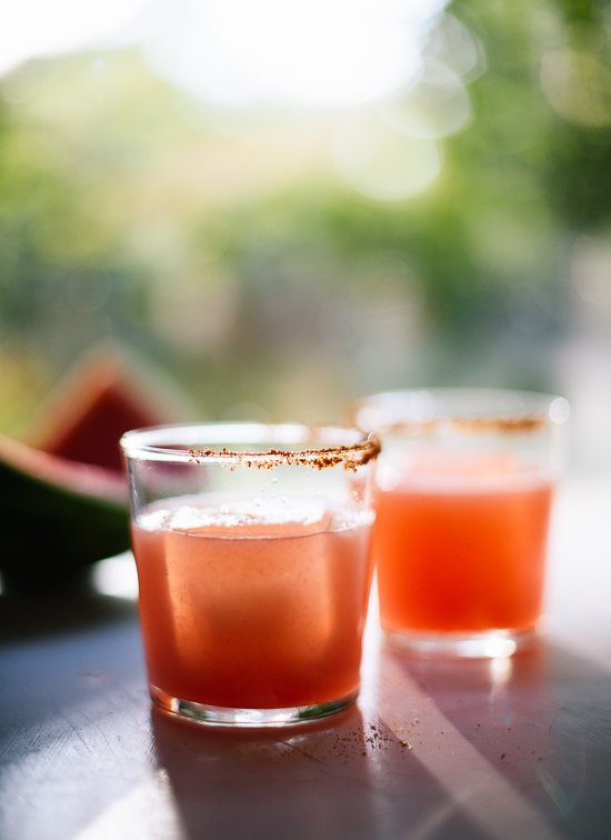 Watermelon margaritas recipe - cookieandkate.com