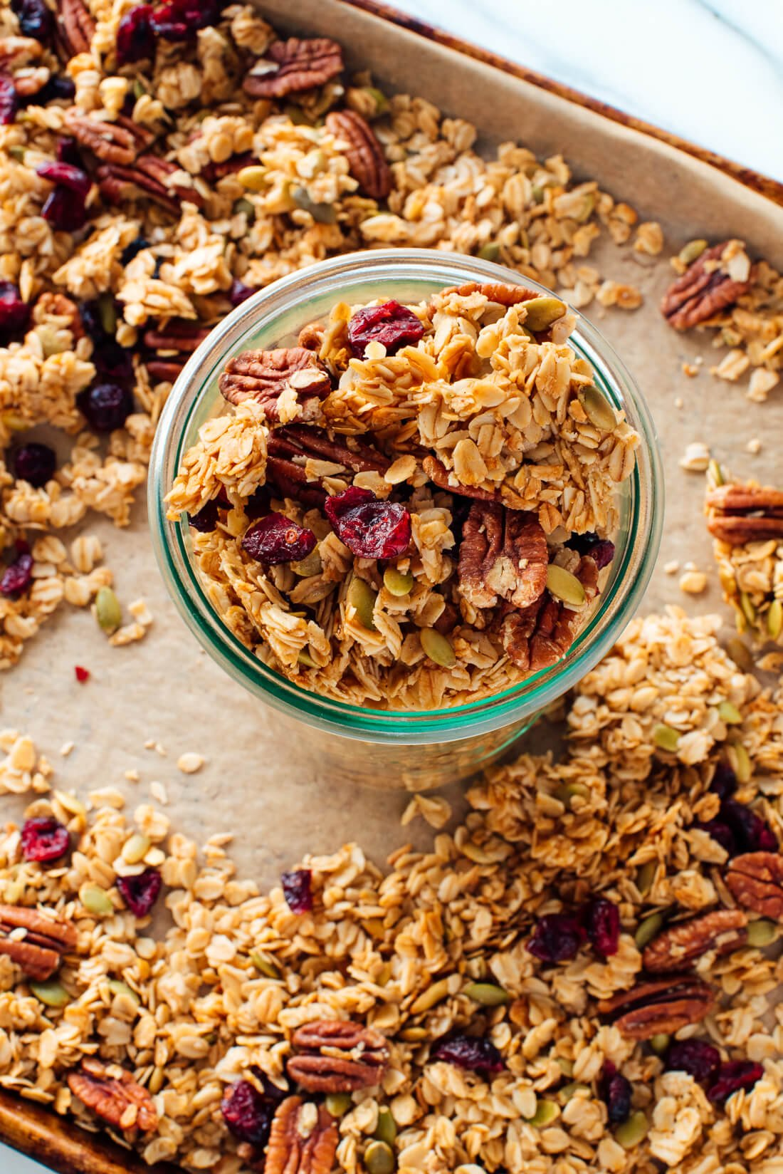 Healthy Granola Recipe - Cookie and Kate