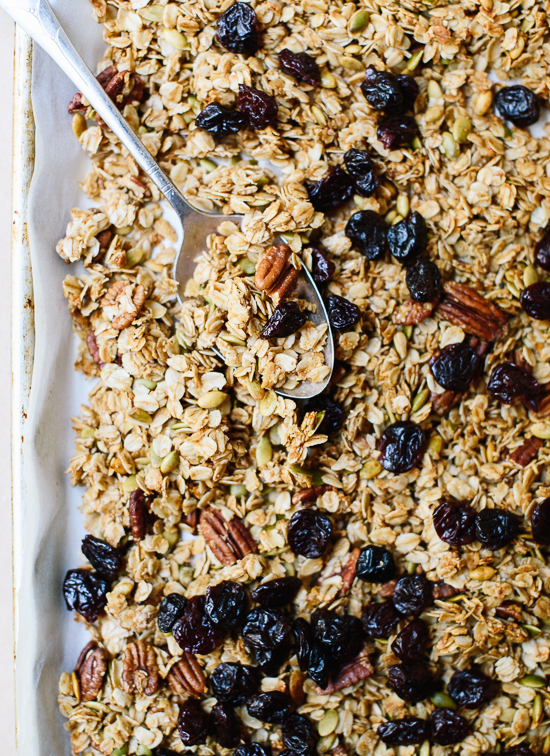 The Very Best Granola  by Cookie and Kate
