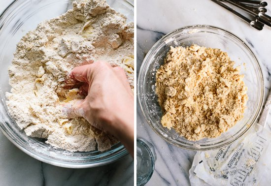 how to make pie dough