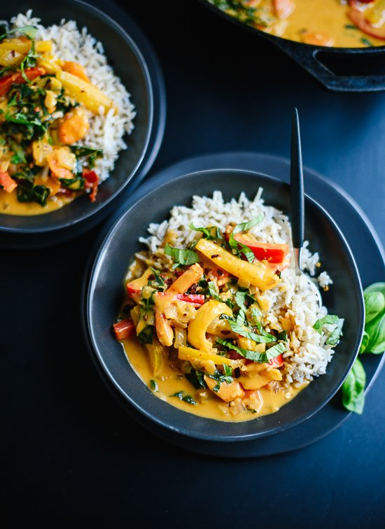 Homemade Thai red curry recipe with vegetables! So much better than ...