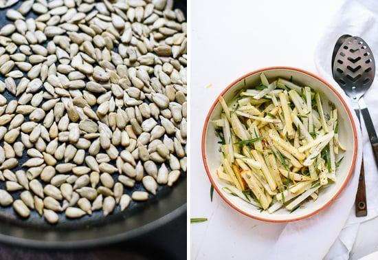 toasted sunflower seeds
