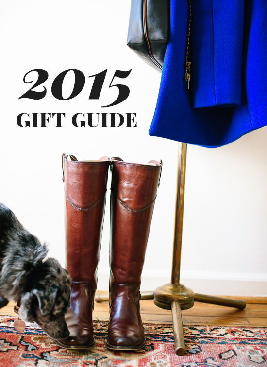 2015 gift guide from Cookie and Kate! Find Kate's favorite clothes and accessories, skin care products, kitchen itools and more. cookieandkate.com