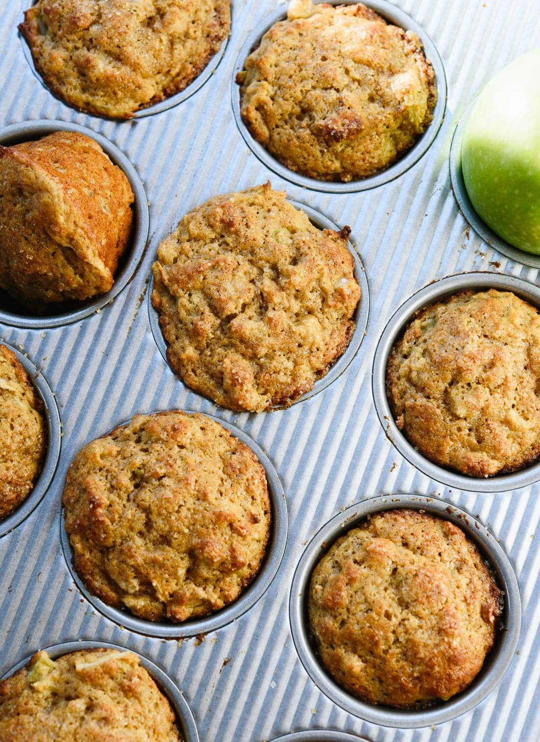 Healthy Apple Muffins Cookie And Kate Bloglovin