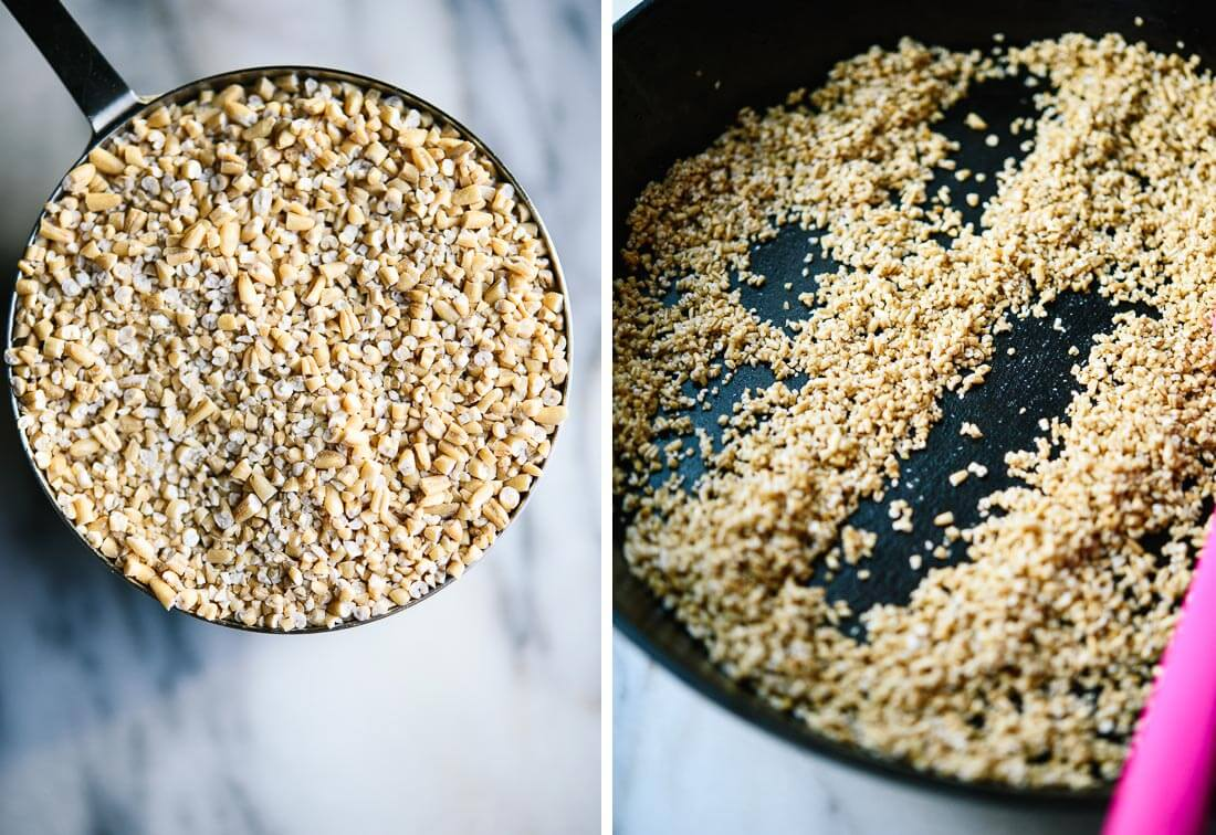 Steel Cut Oats Recipe — Dishmaps