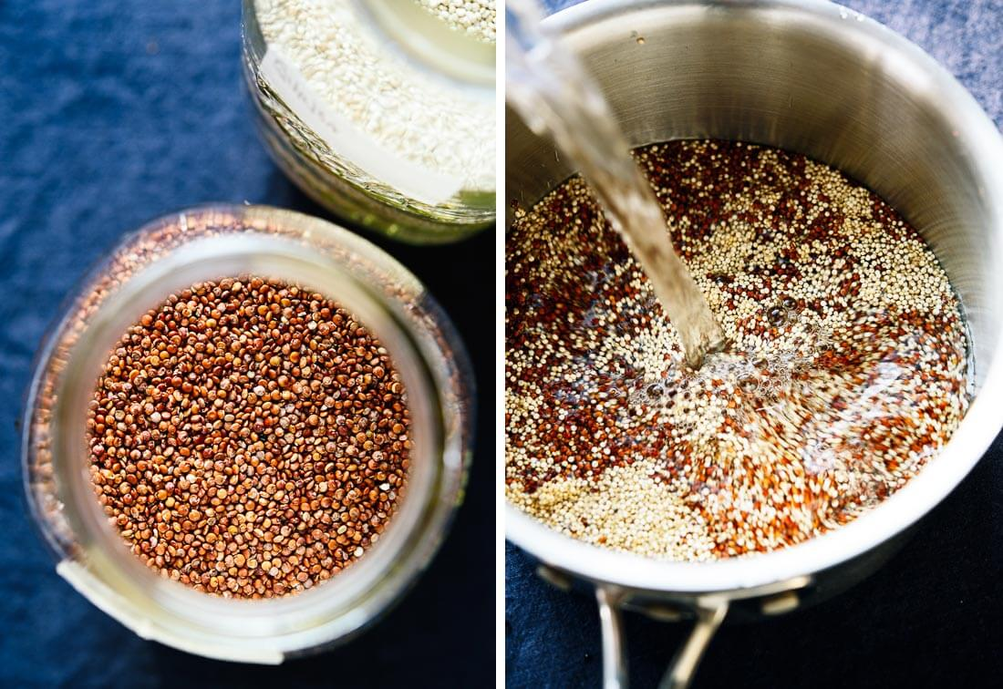 How to Prepare Quinoa forecast