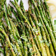 Perfect Roasted Asparagus Recipe Cookie And Kate