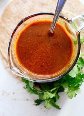 How to Make Enchilada Sauce