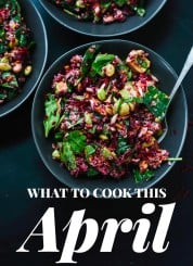 What to Cook This April