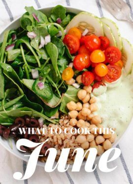 What to Cook This June