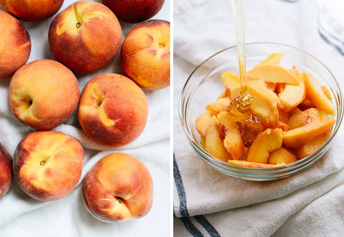 Gluten-Free Peach Crisp Recipe - Cookie and Kate