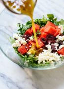 Arugula & Watermelon Salad