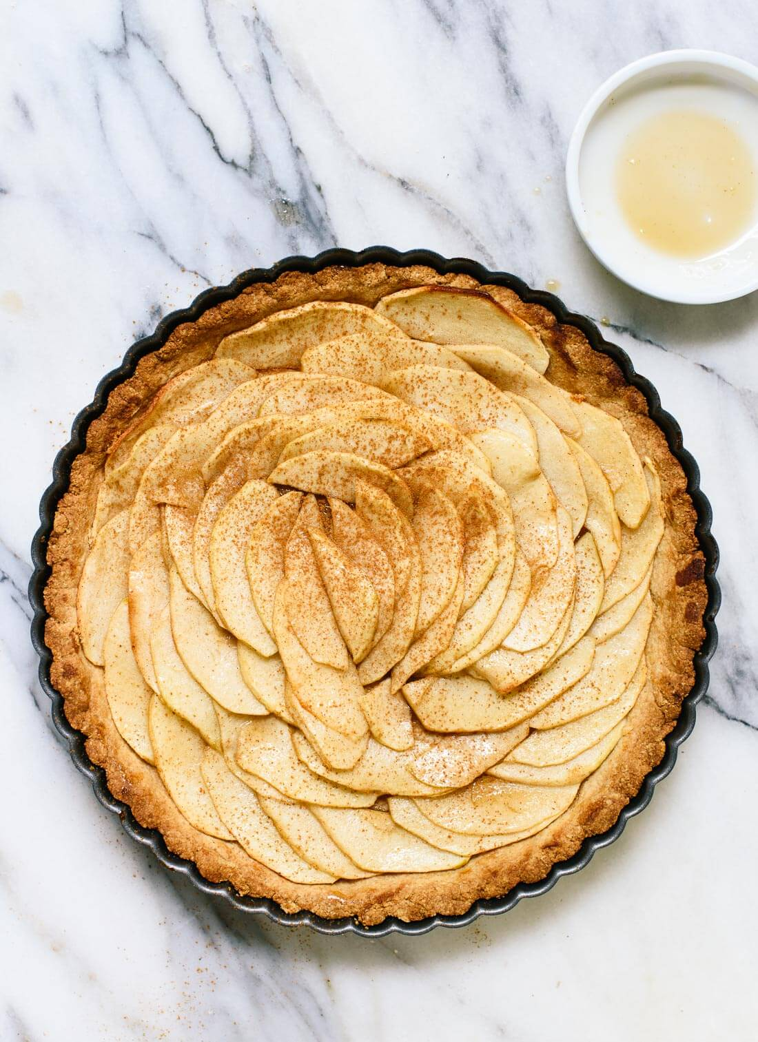 Gluten Free Apple Tart Recipe Cookie And Kate