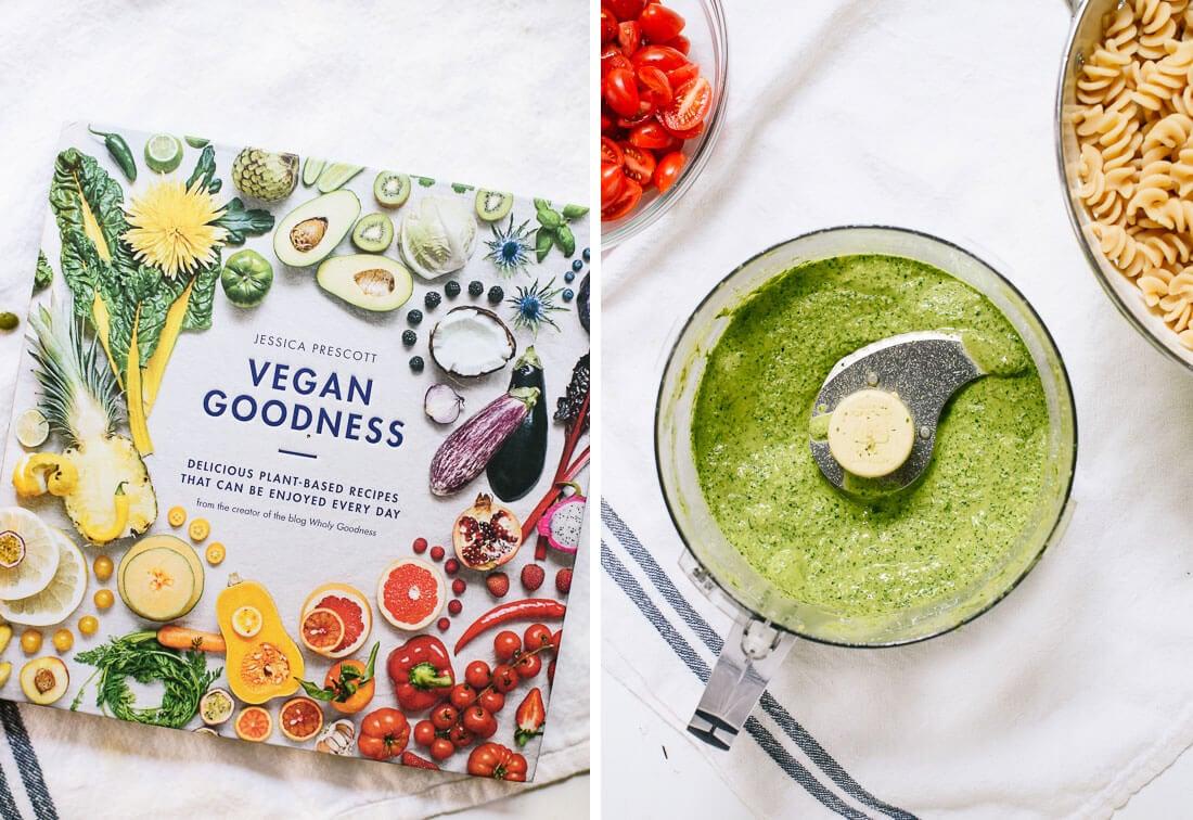 vegan goodness cookbook