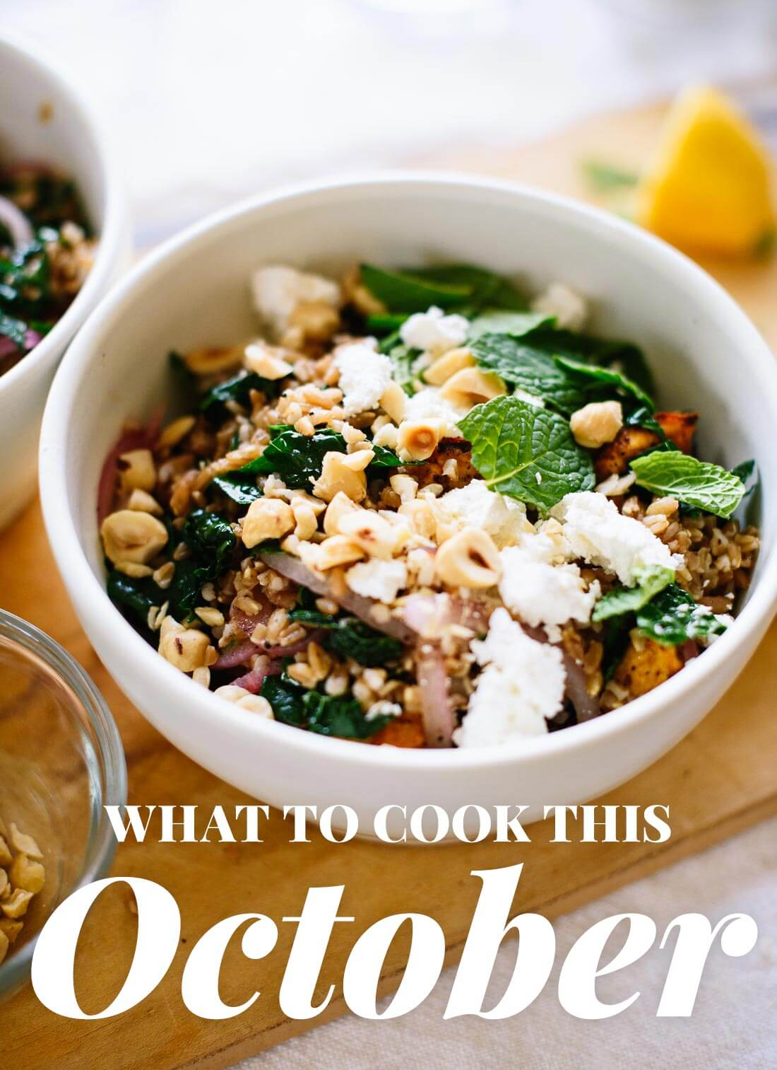 What to Cook This October