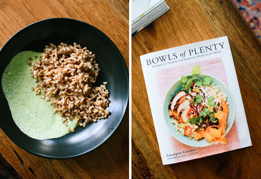 bowls of plenty book
