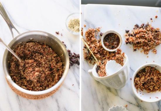 how to make breakfast quinoa
