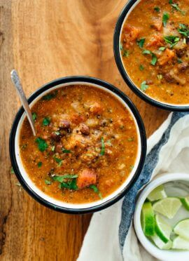 Mexican Quinoa Stew