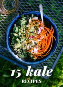These 15 kale recipes are all delicious and healthy, too! Find cooking inspiration at cookieandkate.com
