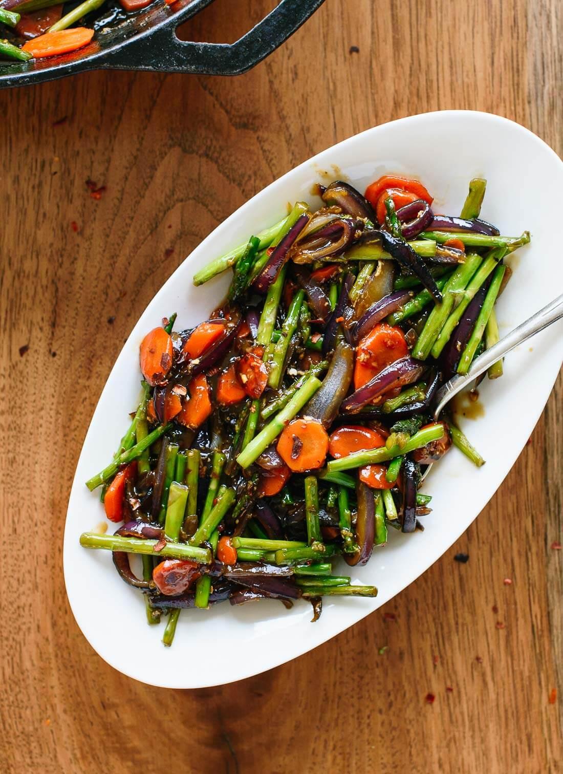 Easy veg stir fry recipes