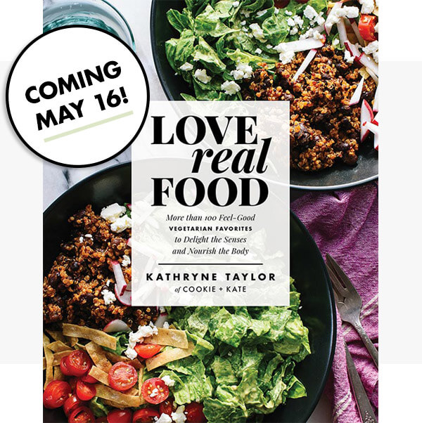 Love Real Food Cookbook by Kathryne Taylor