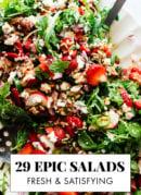 29 Epic Salad Recipes