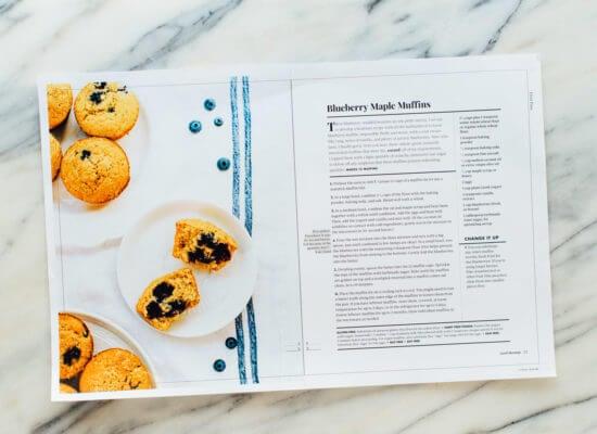 proofreading recipe