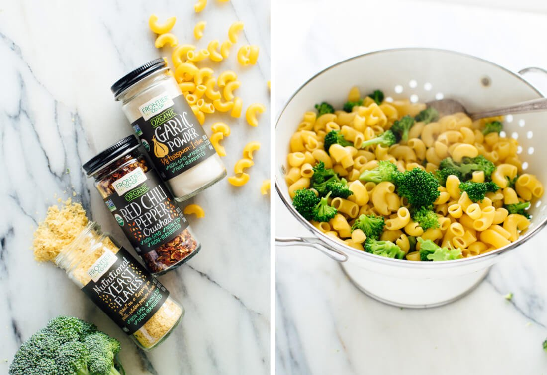 Vegan mac and cheese recipe cookie and kate nutritional yeast forumfinder Images