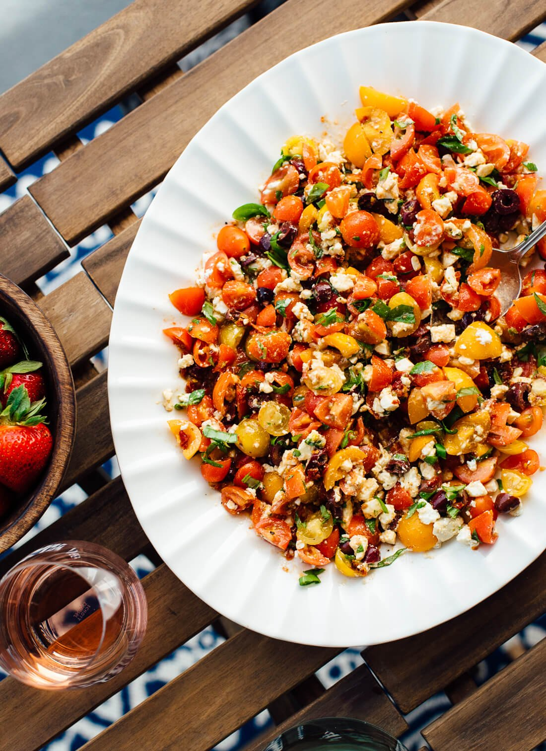 tomato feta dip recipe