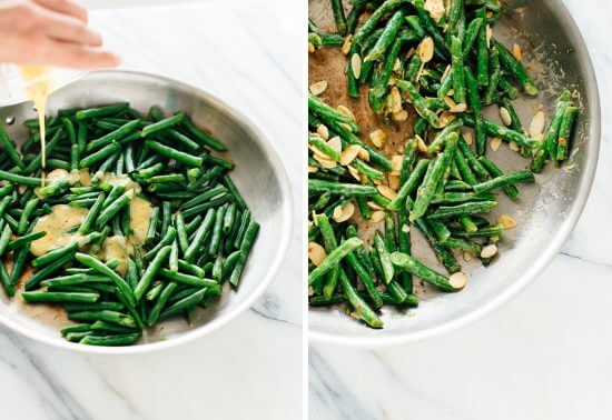 how to make green bean salad