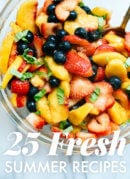 Make these 25 fresh recipes before summer ends! See them all at cookieandkate.com