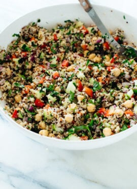 Favorite Quinoa Salad