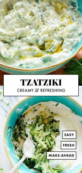 best tzatziki sauce recipe