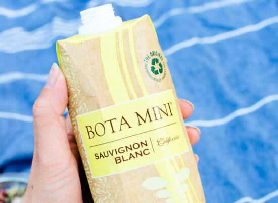 Bota Box Mini Sauvignon blanc