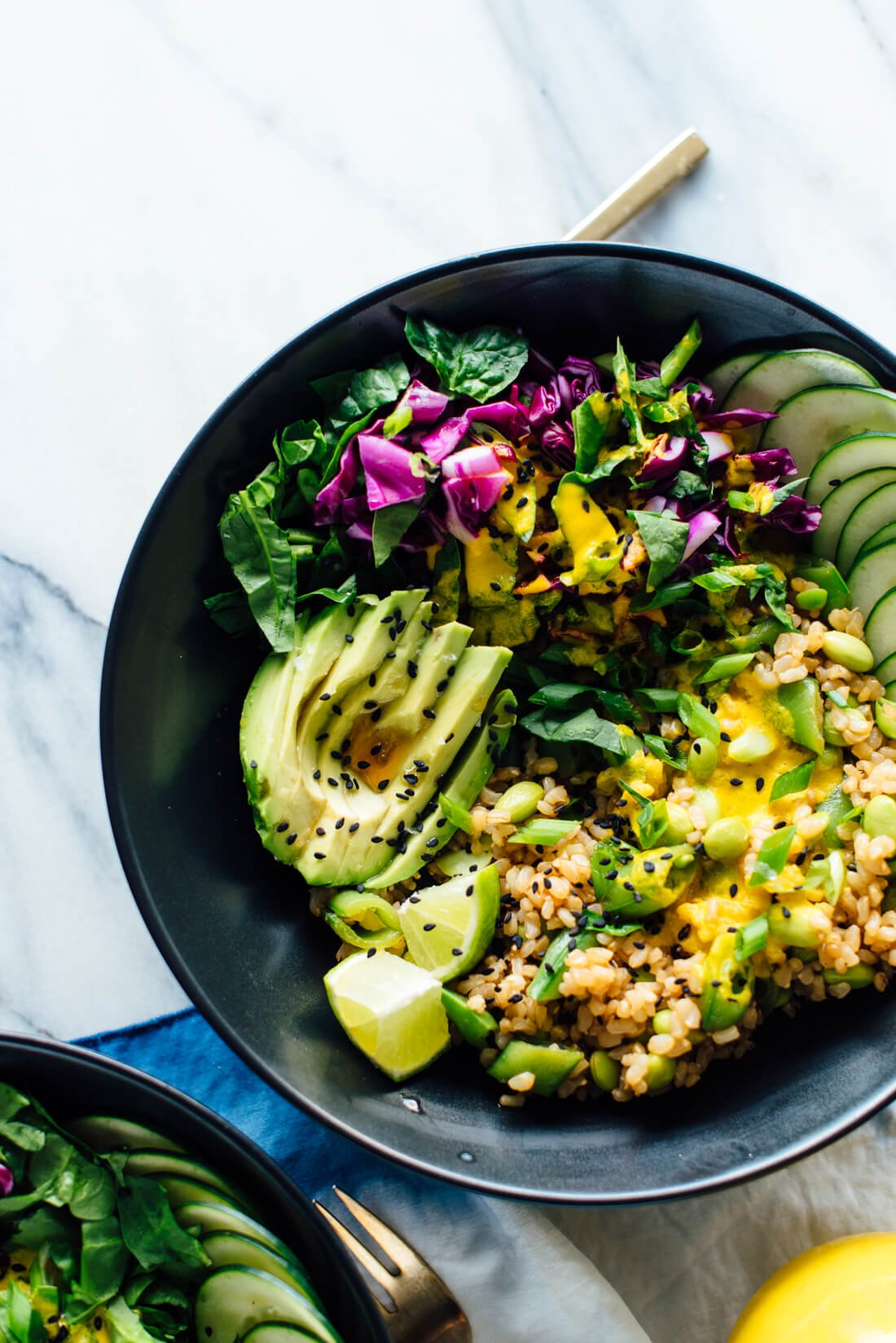 Build-Your-Own Buddha Bowl