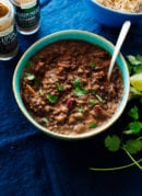 This dal makhani recipe is perfect for when you're craving a hearty, warming, spiced stew.