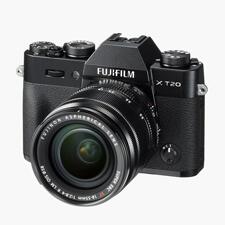 Fuji XT-20 Camera