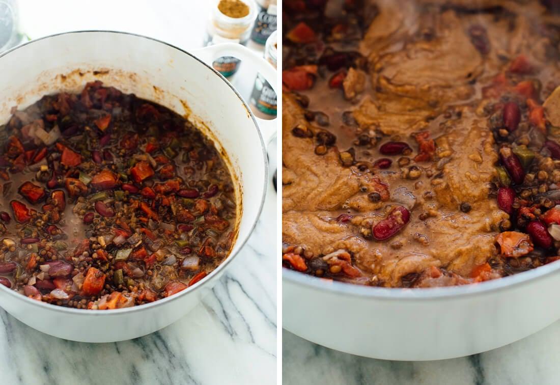how to make creamy dal makhani