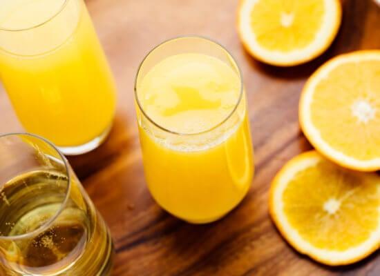 basic orange mimosa recipe
